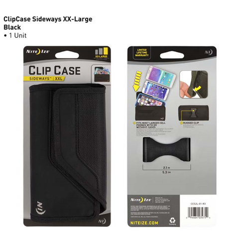 Clip Case Cargo™ Universal Rugged Holsters