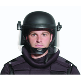 TacElite TCM? Full Coverage Riot Duty Helmet