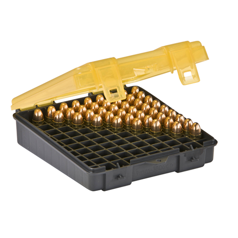 100 Count Handgun Ammo Case