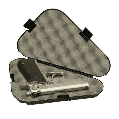SHAPED PISTOL CASE-MED-BLACK
