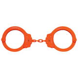 752CO Oversize Chain Handcuff Orange