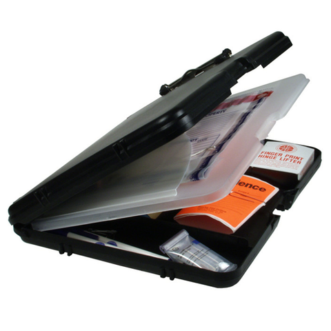 TACTICAL ORGANIZER, BLACK WITH