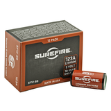 12 SF123A Batteries