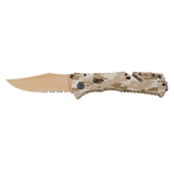 TRIDENT - PARTIALLY SERRATED,