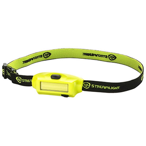 Bandit -includes headstrap and USB cord - Yellow