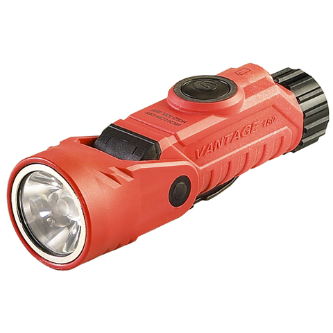 Vantage® 180 Helmet-Right-Angle Multi-Function Flashlight