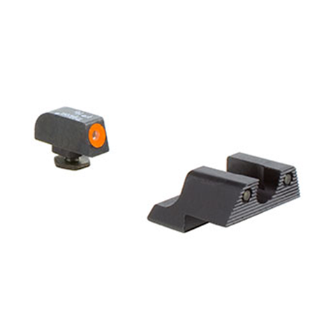 Trijicon HD™ Night Sight Set — Orange Front Outline