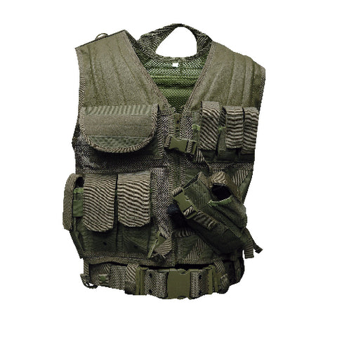 5ive Star - CDV-5S Cross Draw Vest