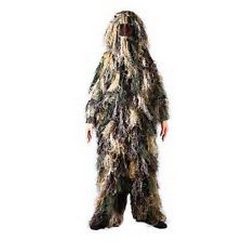 Woodland Camouflage Ghille Suit 100%  Nomex