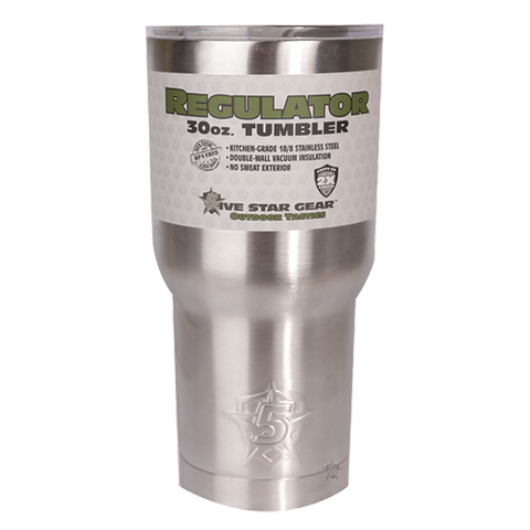 TUMBLER, 5S REGULATOR, 30oz