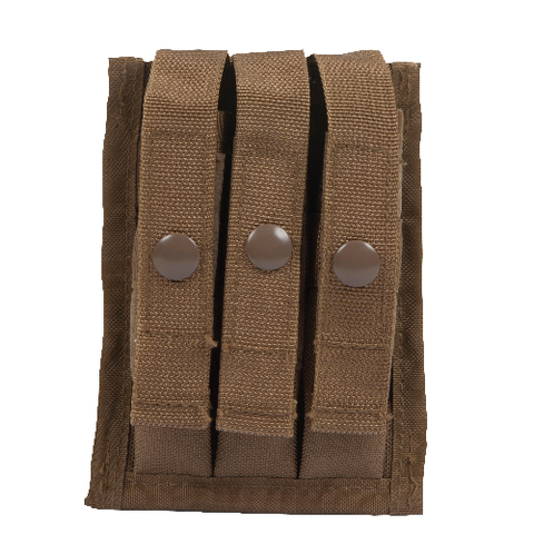 5ive Star - Molle 9MM 3-Mag Pouch