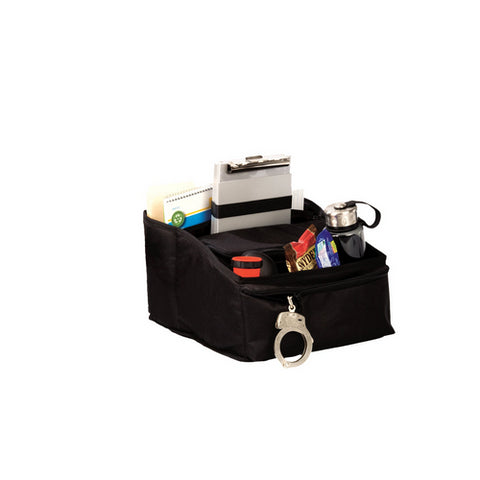 CAR SEAT DELUXE BLK ORGANIZER