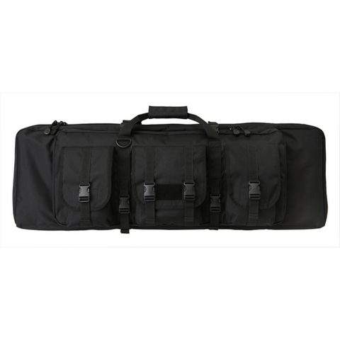 RIFLE ASSAULT BAG BLK HANG TAG