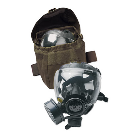 UNCLE MIKE'S TACTICAL - GAS MASK POUCH