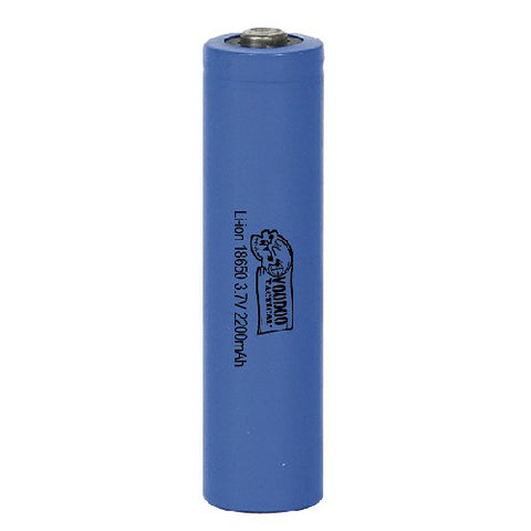 18650 Lithium-Ion Rechargeable Batteries