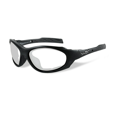 Wiley X - Matte Black Frame W Strap