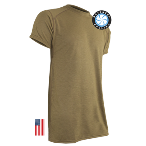 FR Phase 1 Relaxed Fit T-shirt - Advanced Cooling