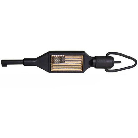 SWIVEL KEY W- USA FLAG