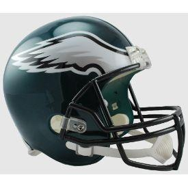 Philadelphia Eagles Full Size Replica Football Helmet