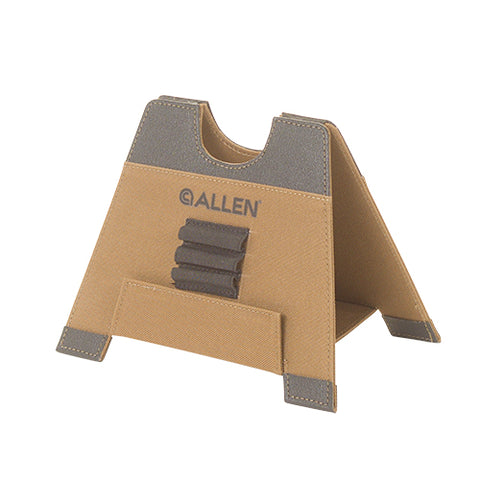 Alpha-Lite Folding Gun Rest,Med.,5.5 Inch