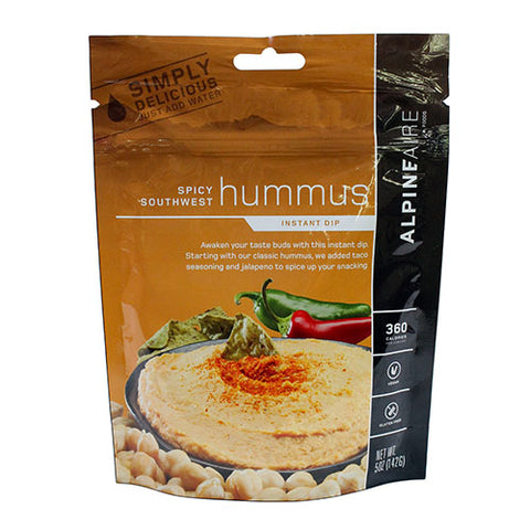 Spicy Southwest Hummus