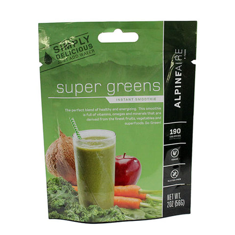 Super Greens Smoothie