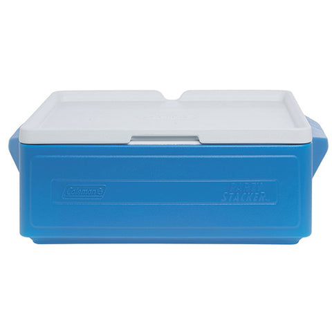 Cooler 24 Can Stacker Blue  C004