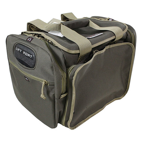 Lg Range Bag,Lift Ports,4 ammo Dump Cups