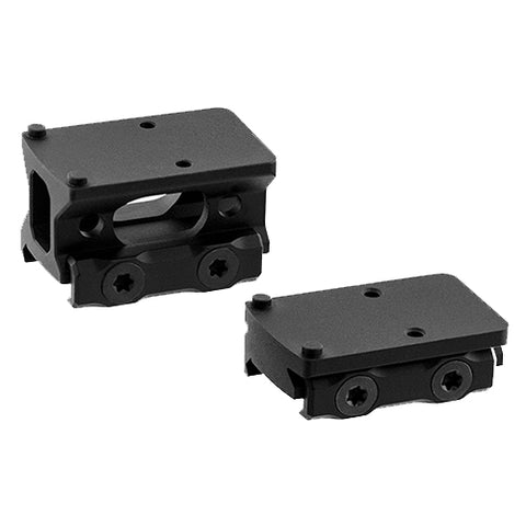 UTG SS Picatinny RMR® Mount 2 in 1 Combo