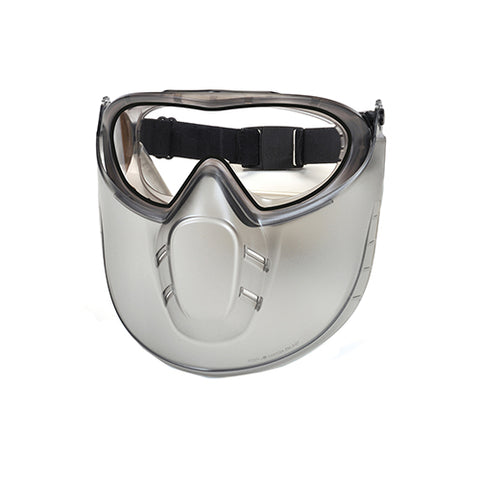 Capstone Dual Lens Goggle and Shield