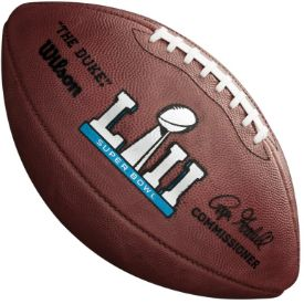 Super Bowl 52 Game Football