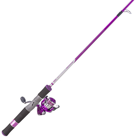33MICRO 5' 2PC UL LADY SPINNING COMBO
