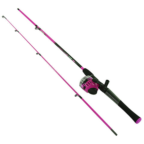 SPLASH PINK 6' 2PC MED SC COMBO W/10#