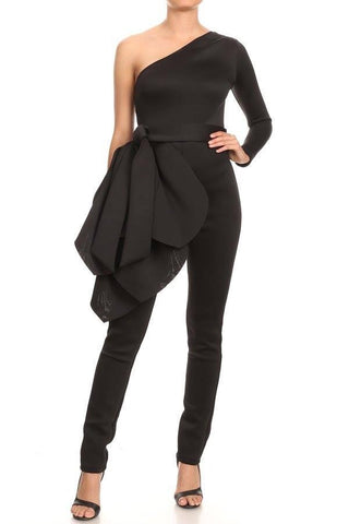 The envy jumpsuit (Black)