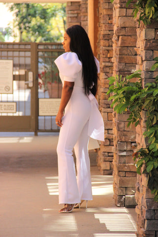 Viva Jumpsuit (white)