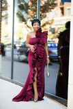 Red Carpet Ready (Burgundy)