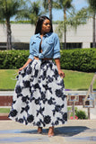 Gully Maxi Skirt