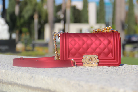 Mini Purse (Red)