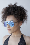 No Shade Sunglasses (BLUE)