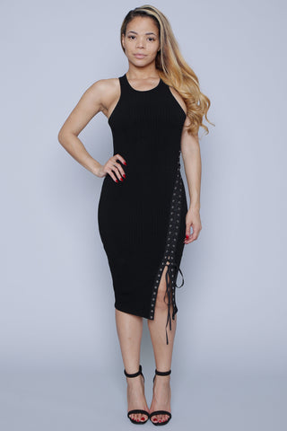 Dianne Black Dress