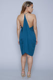 Fillo Teal Dress