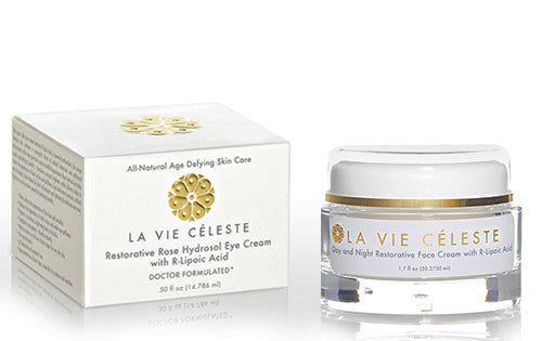 La Vie Celeste Face & Eye Duo