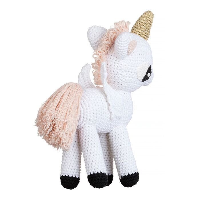 Emily Unicorn Handmade Softie