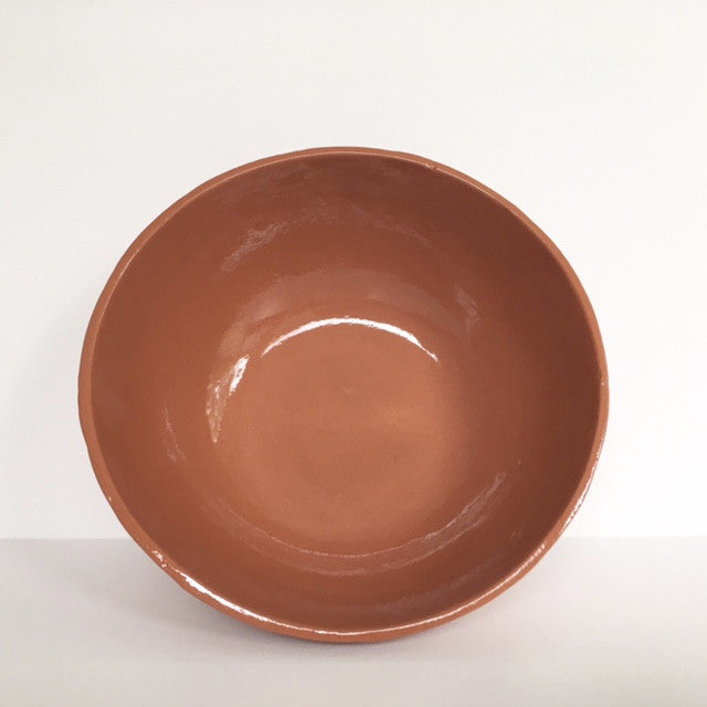 Terracotta Share Bowl
