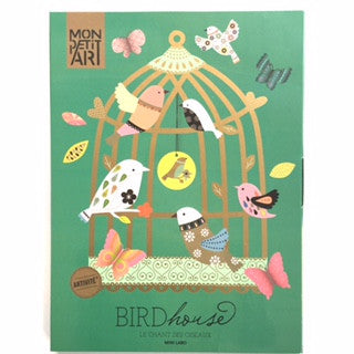 Bird House-Decoration Kit