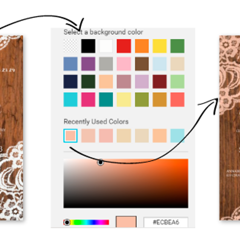 New Editable Color Designs in my Zazzle Shop