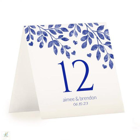 Table number templates 5 x 5 page 3 karma k weddings for Table number design template