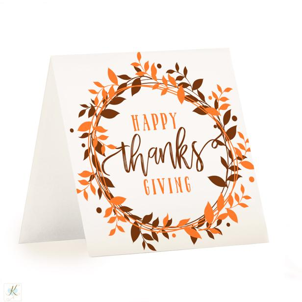 photo relating to Thanksgiving Printable Decorations called Very last Second Thanksgiving Printable Desk Decor Berry Wreath (Brown  Orange) 5x5