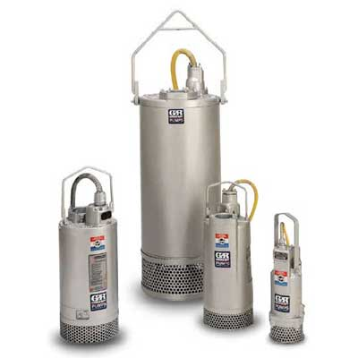 Gorman-Rupp Submersible Pumps