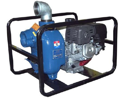 "3"" Self Priming Gasoline Centrifugal Pump (13D-GX270/13D1-GX270)"
